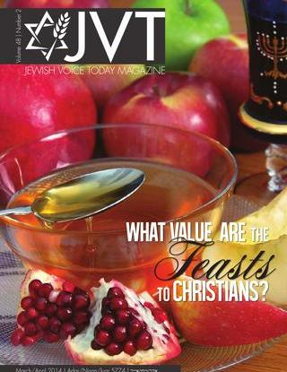Jewish Voice Today, March/April 2014