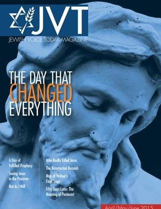 Jewish Voice Today - Apr/May/Jun 2015