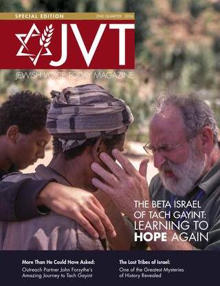 Jewish Voice Today - April/May/June 2016